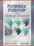 Psychological Intervention and Cultural Diversity, Aponte, Joseph F. and Wohl, Julian, 020529474X
