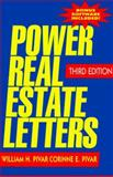 Power Real Estate Letters 9780793124749