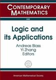 Logic and Its Applications, , 0821834746