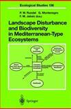 Landscape Degradation and Biodiversity in Mediterranean-Type Ecosystems, Ghulam J. Mufti, Multi, 354064475X
