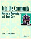 Into the Community, Stackhouse, Joan C., 0397554753