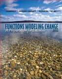 Functions Modeling Change : A Preparation for Calculus, Connally, Eric and Hughes-Hallett, Deborah, 0470484756