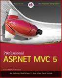 Professional ASP. NET MVC 5, Jon Galloway, 1118794753
