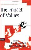 The Impact of Values, , 0198294751