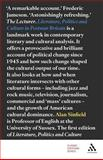 Literature, Politics and Culture in Postwar Britain, Sinfield, Alan, 0826494757
