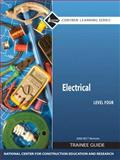 Electrical 4 Trainee Guide, 2008 NEC, Paperback, NCCER, 0136044751