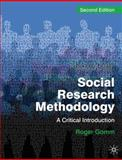 Social Research Methodology : A Critical Introduction, Gomm, Roger, 023022475X