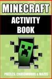 Minecraft Activity Book, Minecraft Books, 1500144762