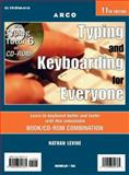 Typing and Keyboarding for Everyone, with Typing Tutor 6, Nathan Levine, 0028624769