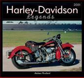 Harley-Davidson Calendar 2001, Morland, 0896584763
