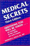 Medical Secrets, Zollo, Anthony J., 1560534761