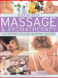 Step-by-Step Massage & Aromatherapy, Mark Evans and Suzanne Franzen, 1844764761