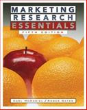 Marketing Research Essentials with SPSS, McDaniel, Carl and Gates, Roger, 0471684767