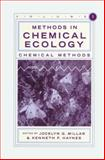 Methods in Chemical Ecology Volume 1 : Chemical Methods, , 1461374766