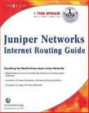 Juniper Networks Internet Router Configuration, , 1928994768