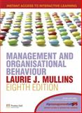 Management and Orgainsational Behaviour and Companion Website with GradeTracker Student Access Card, Mullins, Laurie J., 1405854766
