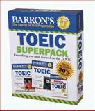 Barron's TOEIC Superpack, Lin Lougheed, 143807476X