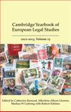 Cambridge Yearbook of European Legal Studies, , 1849464766