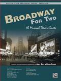 Broadway for Two, Alfred Publishing Staff, 0739044761