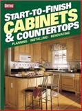 Start-to-Finish Cabinets and Countertops, Ortho Books, 0897214765