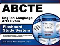 ABCTE English Language Arts Exam Flashcard Study System 9781614034766