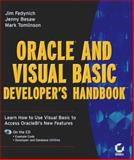 Oracle and Visual Basic Developer's Handbook, Tomlinson, Mark and Fedynich, Jim, 0782124763