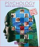 Psychology in Modules with Updates on DSM-5, Myers, David G., 1464164762