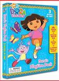 Dora's Playtime Pack, Golden Books Staff, 0375844767