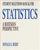Statistics : A Bayesian Perspective, Berry, Donald A., 0534234763