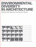 Environmental Diversity in Architecture, , 0415314771
