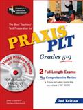 PRAXIS PLT, Grade 5-9, Research & Education Association Editors, 0738604771