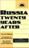 Russia Twenty Years After, Victor Serge, 1573924776