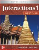 Interactions 1 - Grammar Student Book + e-Course Code : Silver Edition, Kirn, Elaine and Jack, Darcy, 0077194772