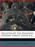 Bulletin of the National History Survey, Issues 4-6, , 1279114770