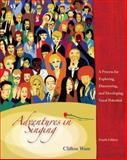 Audio CDs / Adventures in Singing, Ware, Clifton, 0073284777