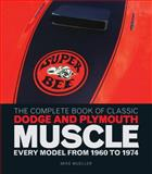 The Complete Book of Classic Dodge and Plymouth Muscle, Mike Mueller, 0760344779