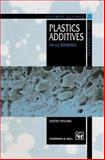 Plastics Additives : An a-Z Reference, Pritchard, Geoffrey, 9401064776
