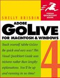 Adobe GoLive 4 for Macintosh Windows, Brisbin, Shelly, 0201354772