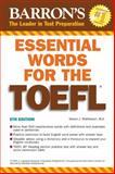 Essential Words for the TOEFL, Steven J. Matthiesen, 0764144774