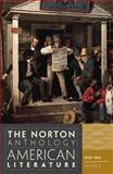 Norton Anthology of American Literature, , 0393934772