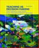 Teaching as Decision Making 2nd Edition