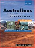 Australians and Their Environment, Aplin, Graeme, 0195514785