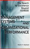 Management Systems and Organizational Performance 9781567204780