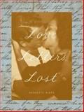 Love Letters, Lost, Babette Hines, 1568984782