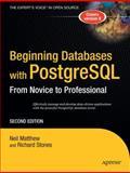 Databases with PostgreSQL, Neil Matthew and Richard Stones, 1590594789