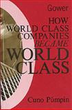 How World Class Companies Become World Class, Cuno Pumpin, 0566074788