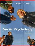 Social Psychology, Aronson, Elliot and Wilson, Timothy D., 0138144788