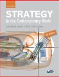 Strategy in the Contemporary World, John Baylis, James J. Wirtz, Colin S. Gray, 0199694788