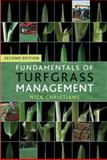 Fundamentals of Turfgrass Management, Christians, Nick, 0471454788