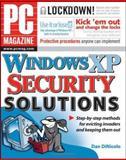 PC Magazine Windows XP Security Solutions, Dan DiNicolo, 0471754781